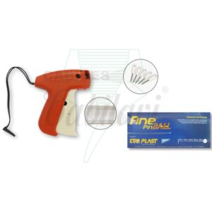 Kit Fine Pin Etiq Plast